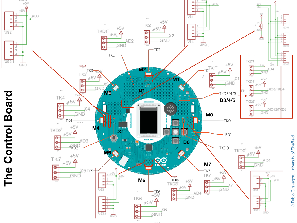Schematic arduino robot free engine image for